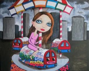 Metropolis merry-go-round